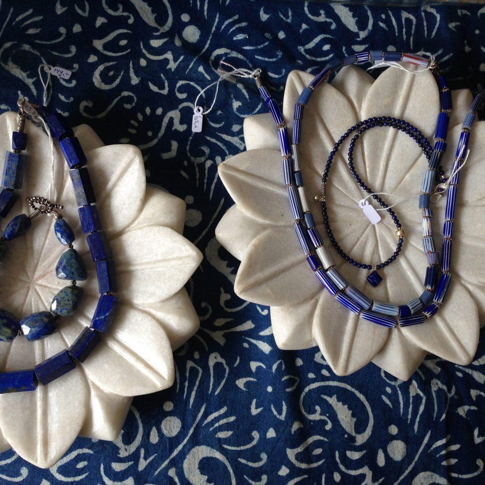 Necklace of Lapis lazuli